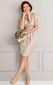 rochia cu sacou